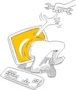 компьютерная помощь Краснодар на дому и в офисе, скорая компьютерная помощь краснодар